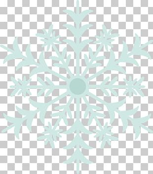 Scrapbooking Snowflake Paper PNG