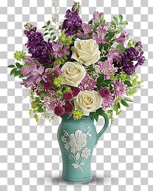 Teleflora Floristry Flower Bouquet Mother's Day PNG