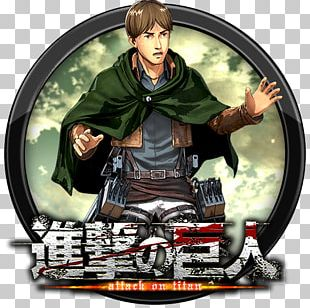 A.O.T.: Wings Of Freedom Eren Yeager Attack On Titan 2 Armin Arlert Mikasa Ackerman PNG