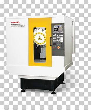 FANUC Milling Computer Numerical Control ロボドリル Machining PNG