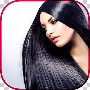 Comb Hair Straightening Hairstyle Hairdresser PNG
