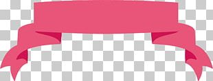 Pink Ribbon PNG