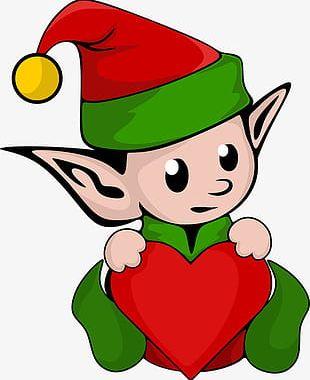 Christmas Elf PNG