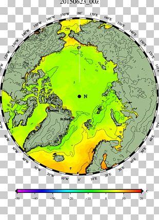 Arctic Ocean North Pole Northern Hemisphere Polar Regions Of Earth Southern Hemisphere PNG