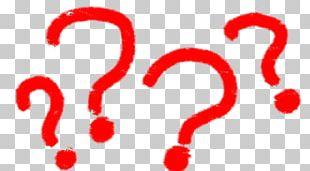 Question Mark Quiz PNG