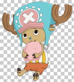 Tony Tony Chopper Cotton Candy Timeskip One Piece PNG