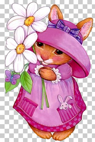 Easter Bunny Rabbit Animated Film PNG