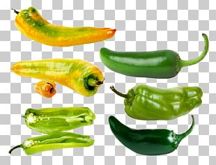 Bell Pepper Chili Pepper Serrano Pepper Chili Con Carne Vegetable PNG