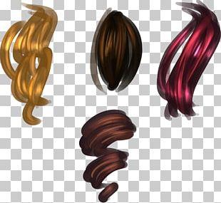 Hair Coloring Long Hair Homo Sapiens 02PD PNG
