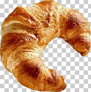 Croissant Danish Pastry Pain Au Chocolat Viennoiserie Puff Pastry PNG
