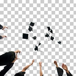 Graduation Ceremony Square Academic Cap Tassel Hat PNG