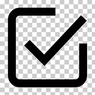 Computer Icons Check Mark Checkbox PNG