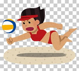 Beach Volleyball いらすとや PNG