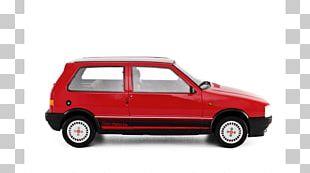 Model Car Fiat Uno Bumper Fiat Automobiles PNG