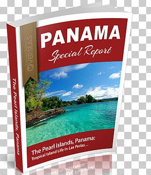 Pearl Islands Water Book Brand Product PNG