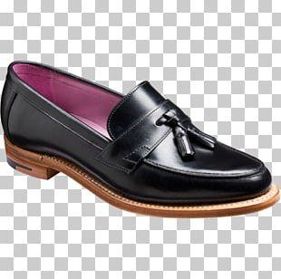 Slip-on Shoe Barker Goodyear Welt Leather PNG
