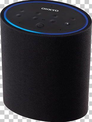 Amazon Echo Smart Speaker Onkyo G3 Loudspeaker PNG