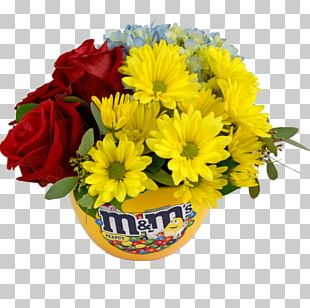 Flower Bouquet Transvaal Daisy Floral Design Cut Flowers PNG