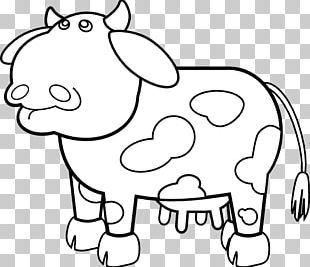 Outline Of Cow PNG Images, Outline Of Cow Clipart Free Download
