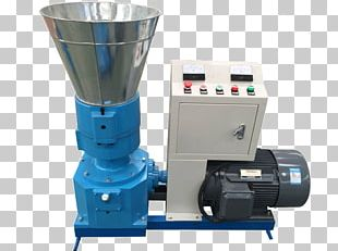 Pellet Mill Pelletizing Animal Feed Machine Pellet Fuel PNG