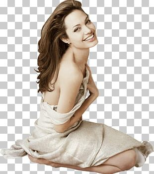 Angelina Jolie By The Sea Film PNG
