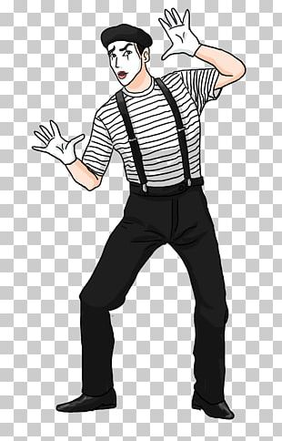 Mime Artist PNG