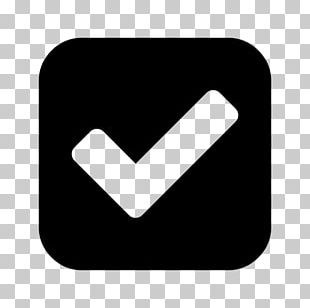 Checkbox Check Mark Button Computer Icons PNG