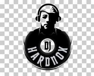 Disc Jockey Music Logo DJ Hardnox SoundCloud PNG