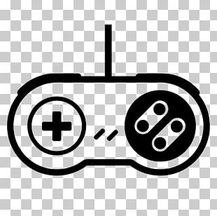 Super Nintendo Entertainment System PlayStation 4 Video Game Game Controllers Computer Icons PNG