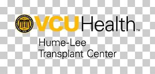 VCU Health Hume-Lee Transplant Center Virginia Commonwealth University Health Logo Hume Lee Transplant Center: Gorman Ryan R PNG