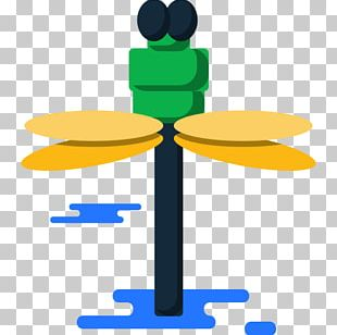 Dragonfly Pterygota Insect Wing Icon PNG