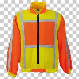 High-visibility Clothing Sleeve Gilets T-shirt PNG
