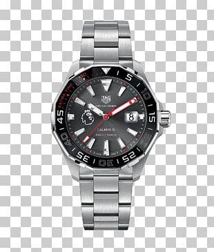 TAG Heuer Aquaracer Calibre 5 Watch Chronograph PNG