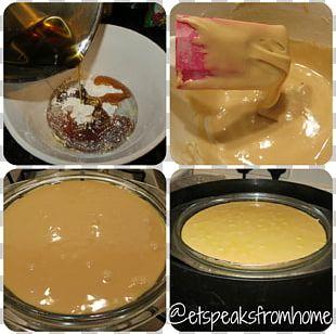 Dulce De Leche Cajeta Pudding Caramel Flavor PNG