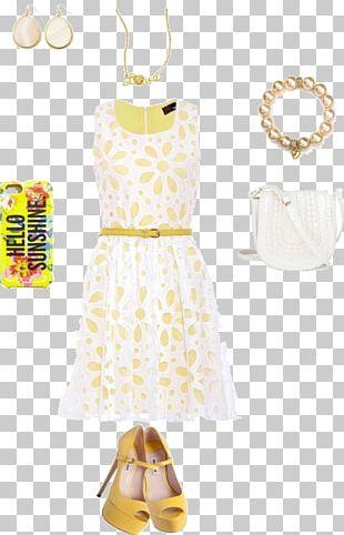 Fashion Accessory Jumper Dress PNG