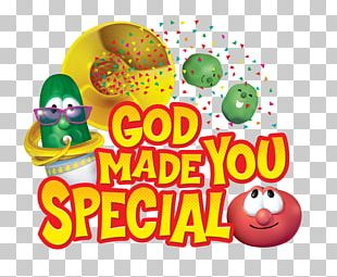 God Made You Special YouTube VeggieTales Television Show Big Idea Entertainment PNG