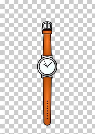 Watch Strap Watch Strap Quartz Clock PNG
