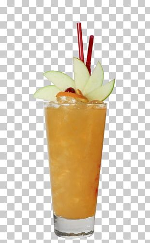 Mai Tai Cocktail Garnish Harvey Wallbanger Sex On The Beach Piña Colada PNG
