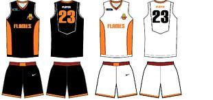 NBA Basketball Uniform Jersey Template PNG