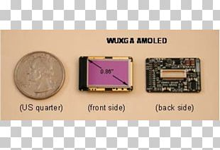 OLED Microdisplays: Technology And Applications Electronics Display Device Liquid Crystal On Silicon PNG
