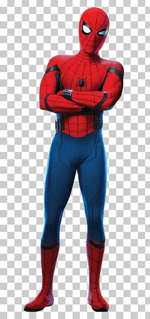 Spider-Man: Homecoming Film Series Hoodie Marvel Cinematic Universe Costume PNG