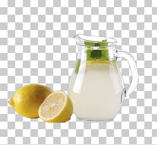 Lemon Juice Aguas Frescas Lemonade PNG