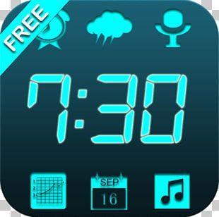 Digital Clock Light Digital Data Alarm Clocks PNG