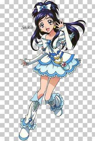 Honoka Yukishiro Pretty Cure All Stars Nagisa Misumi Tsubomi Hanasaki PNG