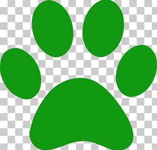 Dog Paw Printing Bear PNG
