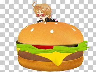 Hamburger Cheeseburger Fast Food Veggie Burger Junk Food PNG