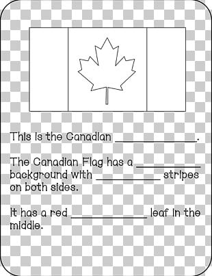 Flag Of Canada National Symbols Of Canada Book Document PNG