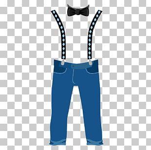 Swimsuit Clothing Boxer Shorts Blue PNG