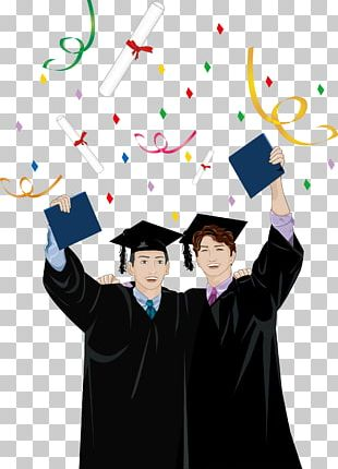 Hat Academic Dress Bachelor's Degree Graduation Ceremony PNG