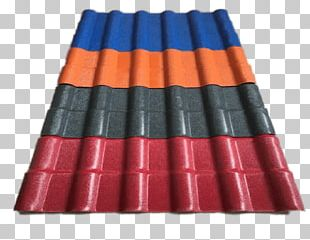 Coloured Roof Tiles PNG